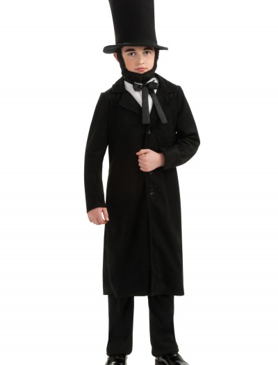 Kids Abe Lincoln Costume, halloween costume (Kids Abe Lincoln Costume)