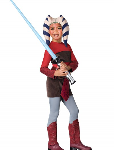 Kids Ahsoka Costume, halloween costume (Kids Ahsoka Costume)