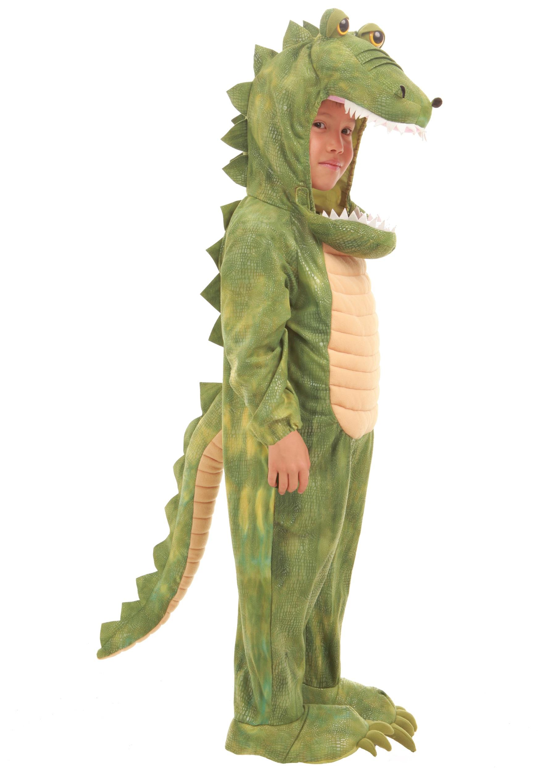 Kids Alligator Costume  sc 1 st  Halloween Costumes & Kids Alligator Costume - Halloween Costumes