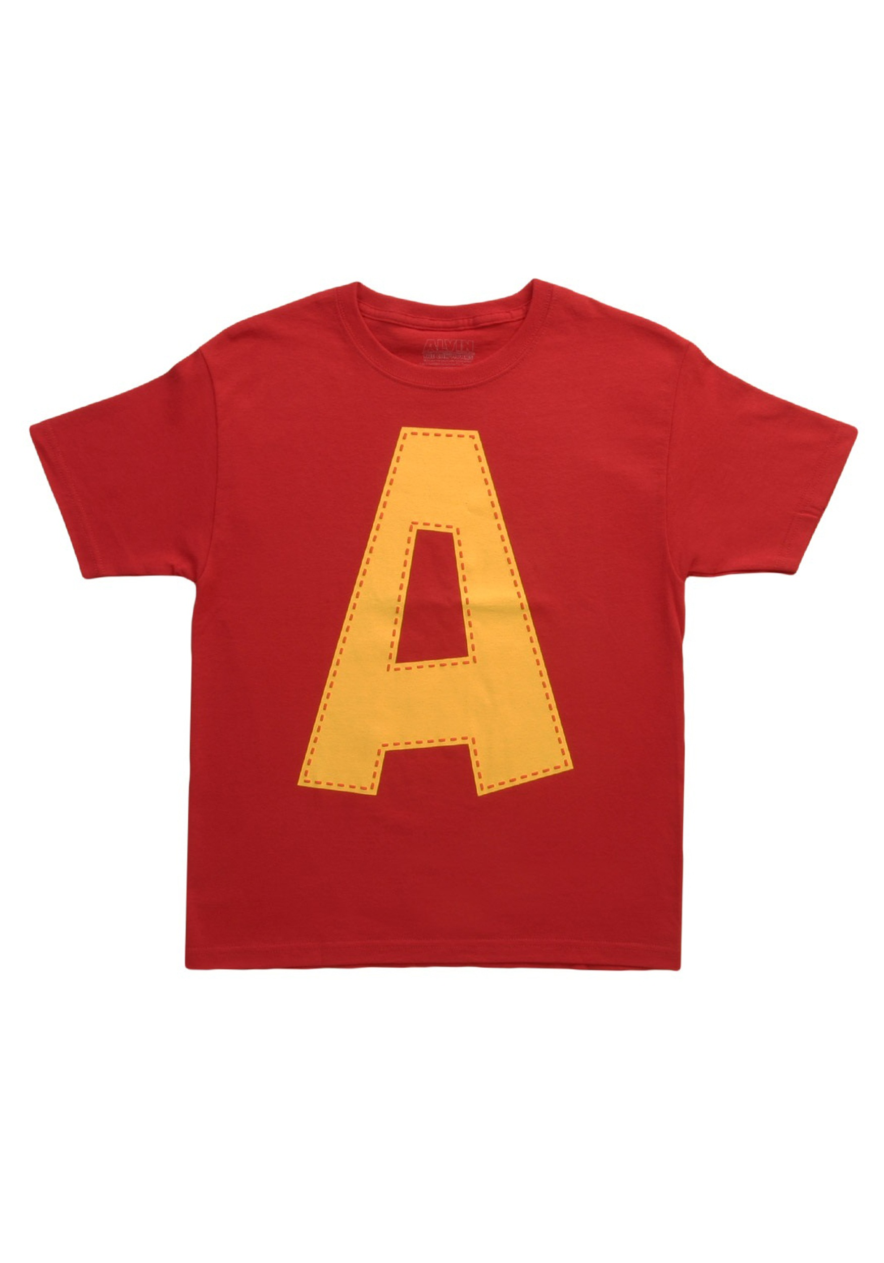 Kids alvin a costume t shirt halloween costumes for Costume t shirts online