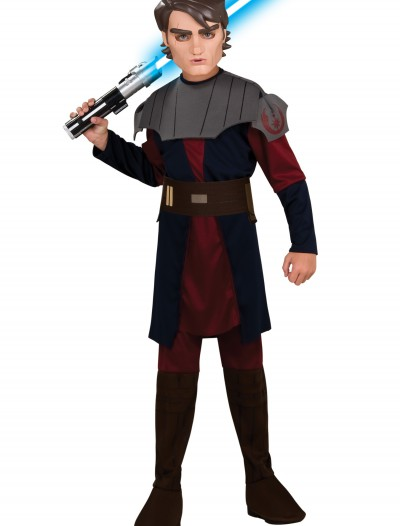 Kids Anakin Skywalker Clone Wars Costume, halloween costume (Kids Anakin Skywalker Clone Wars Costume)