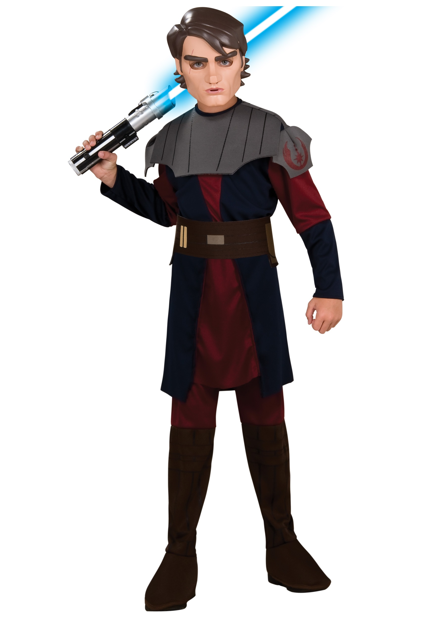 kids anakin skywalker clone wars costume halloween costumes
