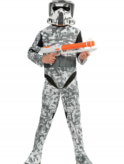 Kids ARF Trooper Costume, halloween costume (Kids ARF Trooper Costume)