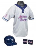 Kids Atlanta Braves Uniform, halloween costume (Kids Atlanta Braves Uniform)