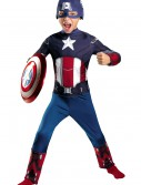 Kids Avengers Captain America Costume, halloween costume (Kids Avengers Captain America Costume)