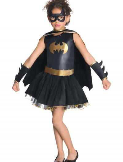 Kids Batgirl Tutu Costume, halloween costume (Kids Batgirl Tutu Costume)