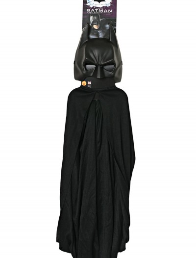 Kids Batman Mask and Cape, halloween costume (Kids Batman Mask and Cape)