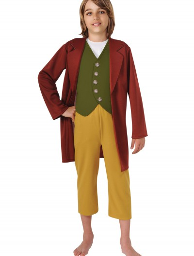 Kids Bilbo Baggins Costume, halloween costume (Kids Bilbo Baggins Costume)