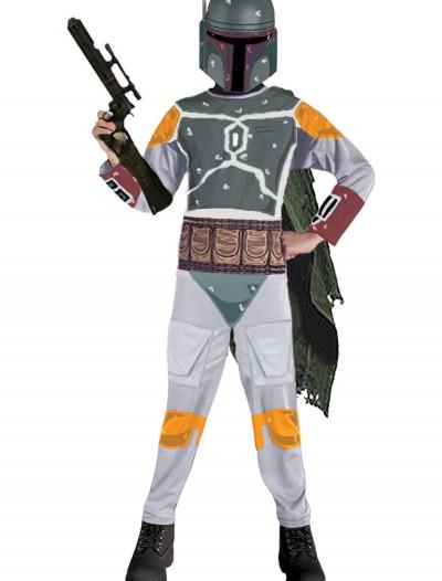 Kids Boba Fett Costume, halloween costume (Kids Boba Fett Costume)