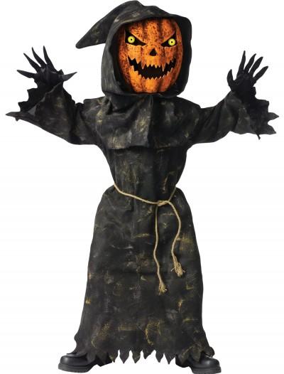Kids Bobble Eyes Pumpkin Costume, halloween costume (Kids Bobble Eyes Pumpkin Costume)