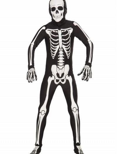 Kids Bone Skin Suit, halloween costume (Kids Bone Skin Suit)