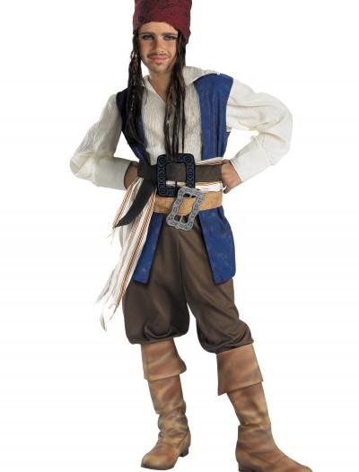 Kid's Captain Jack Sparrow Costume, halloween costume (Kid's Captain Jack Sparrow Costume)
