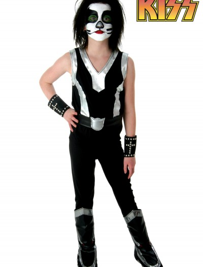 Kids Catman KISS Costume, halloween costume (Kids Catman KISS Costume)