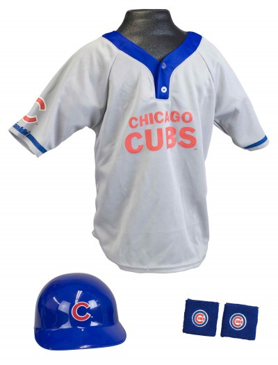 Kids Chicago Cubs Uniform, halloween costume (Kids Chicago Cubs Uniform)