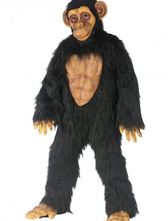 Kids Chimpanzee Costume, halloween costume (Kids Chimpanzee Costume)