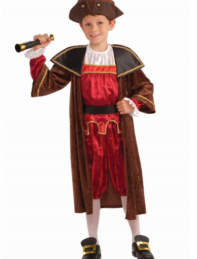 Kids Christopher Columbus Costume, halloween costume (Kids Christopher Columbus Costume)