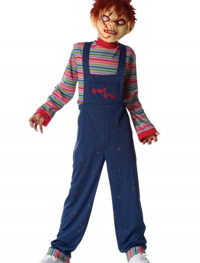 Kids Chucky Costume, halloween costume (Kids Chucky Costume)