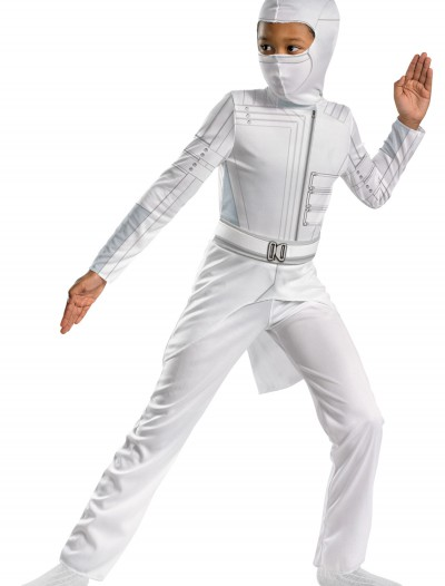 Kids Classic Storm Shadow Costume, halloween costume (Kids Classic Storm Shadow Costume)