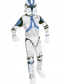 Kids Clone Trooper Costume, halloween costume (Kids Clone Trooper Costume)
