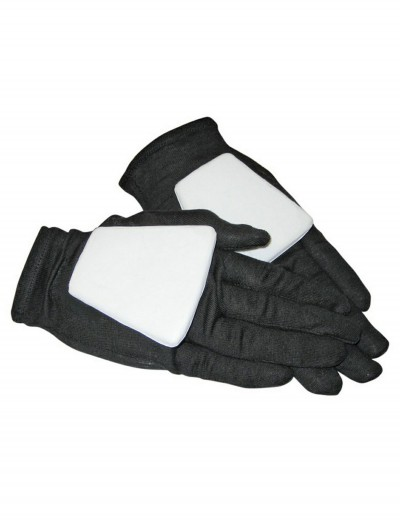 Kids Clone Trooper Gloves, halloween costume (Kids Clone Trooper Gloves)