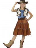 Kids Cowgirl Costume, halloween costume (Kids Cowgirl Costume)