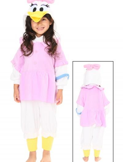 Kids Daisy Duck Pajama Costume, halloween costume (Kids Daisy Duck Pajama Costume)