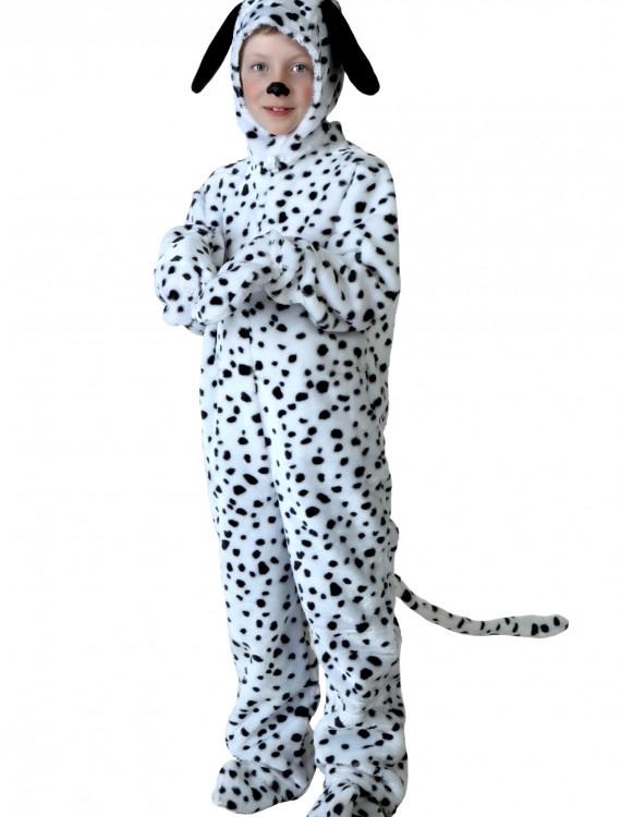 Kids Dalmatian Costume, halloween costume (Kids Dalmatian Costume)