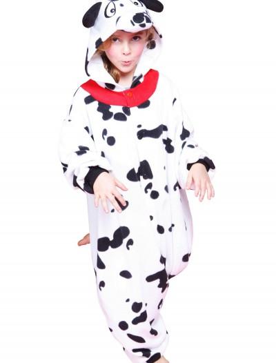 Kids Dalmatian Pajama Costume, halloween costume (Kids Dalmatian Pajama Costume)