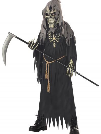 Kids Dark Messenger Costume, halloween costume (Kids Dark Messenger Costume)