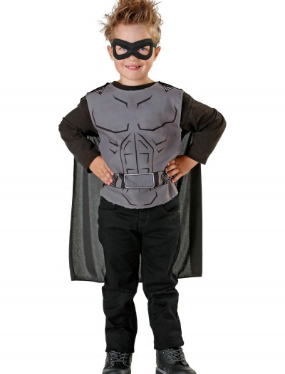 Kids Dark Villain Set, halloween costume (Kids Dark Villain Set)