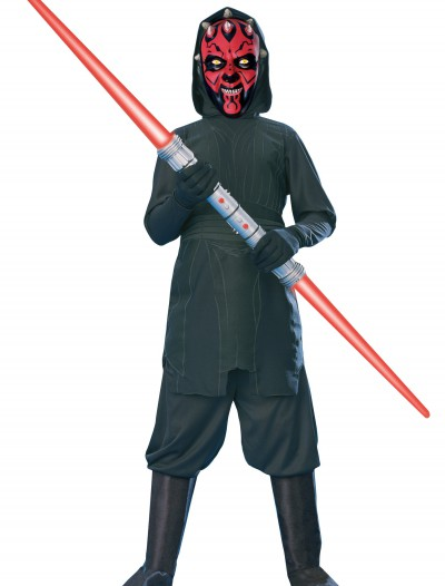 Kids Darth Maul Costume, halloween costume (Kids Darth Maul Costume)