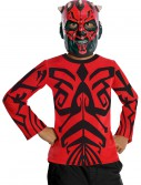Kids Darth Maul Top and Mask, halloween costume (Kids Darth Maul Top and Mask)