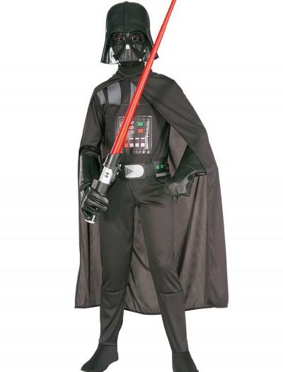 Kids Darth Vader Costume, halloween costume (Kids Darth Vader Costume)