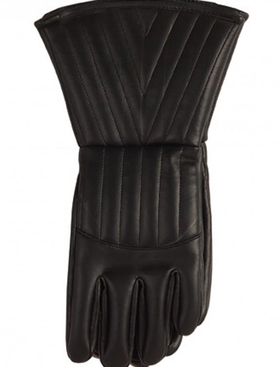 Kids Darth Vader Gloves, halloween costume (Kids Darth Vader Gloves)