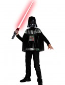 Kids Darth Vader Top and Mask, halloween costume (Kids Darth Vader Top and Mask)