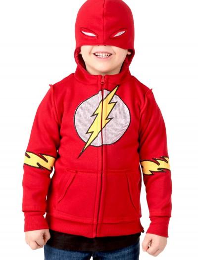 Kids DC Flash Costume Hoodie, halloween costume (Kids DC Flash Costume Hoodie)