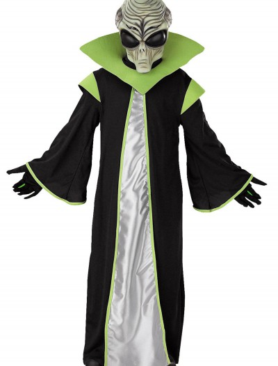 Kids Deluxe Alien Costume, halloween costume (Kids Deluxe Alien Costume)