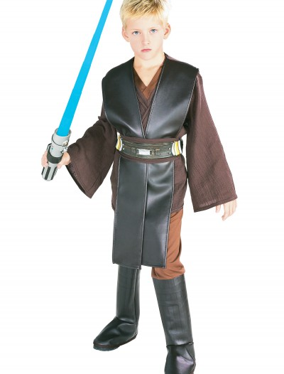 Kids Deluxe Anakin Skywalker Costume, halloween costume (Kids Deluxe Anakin Skywalker Costume)
