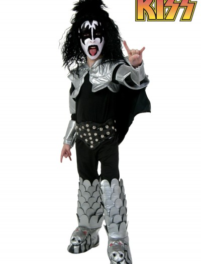 Kids Deluxe Destroyer Demon Costume, halloween costume (Kids Deluxe Destroyer Demon Costume)