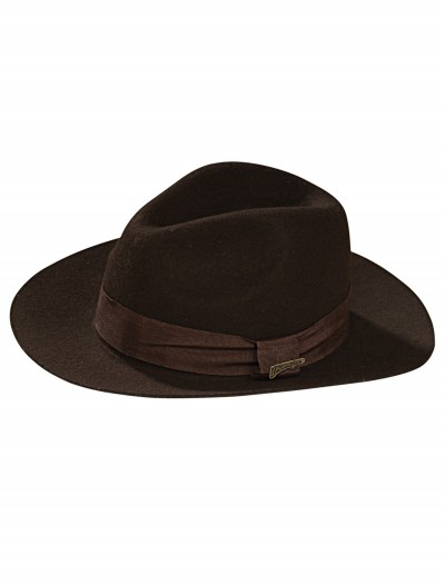 Kids Deluxe Indiana Jones Hat, halloween costume (Kids Deluxe Indiana Jones Hat)