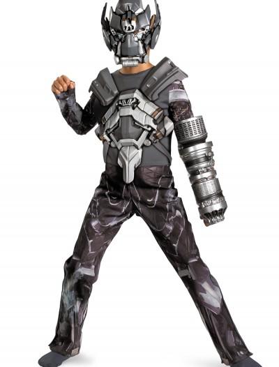 Kids Deluxe Iron Hide Costume, halloween costume (Kids Deluxe Iron Hide Costume)