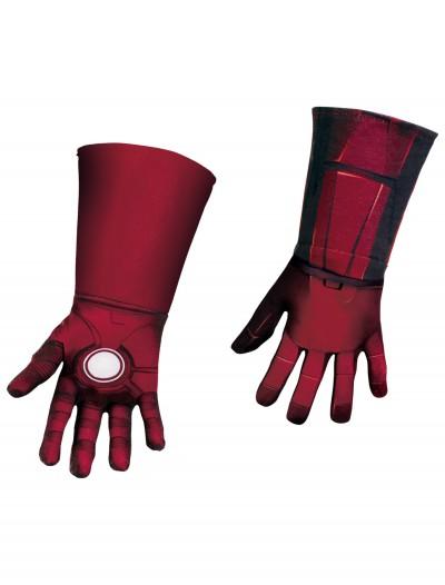 Kids Deluxe Iron Man Mark VII Gloves, halloween costume (Kids Deluxe Iron Man Mark VII Gloves)
