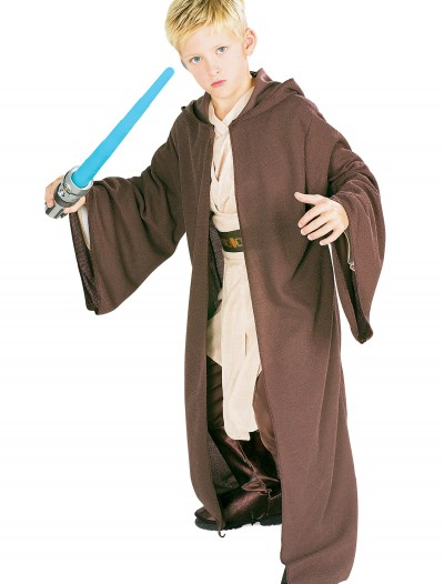 Kids Deluxe Jedi Robe, halloween costume (Kids Deluxe Jedi Robe)