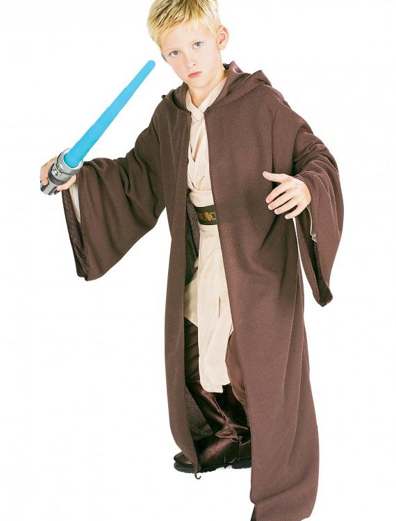 Kids Deluxe Jedi Robe, halloween costume (Kids Deluxe Jedi Robe)