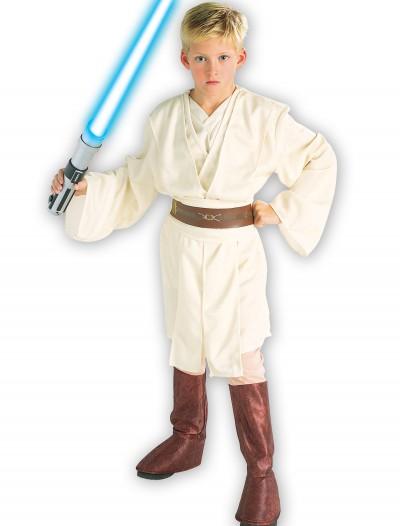 Kids Deluxe Obi Wan Kenobi, halloween costume (Kids Deluxe Obi Wan Kenobi)
