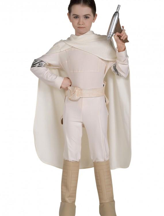 Kids Deluxe Padme Costume, halloween costume (Kids Deluxe Padme Costume)