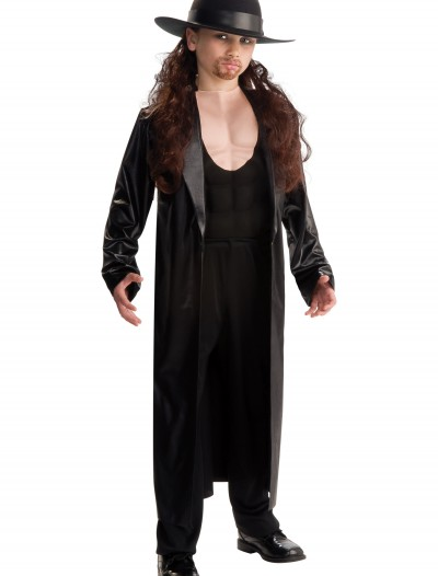 Kids Deluxe Undertaker Costume, halloween costume (Kids Deluxe Undertaker Costume)