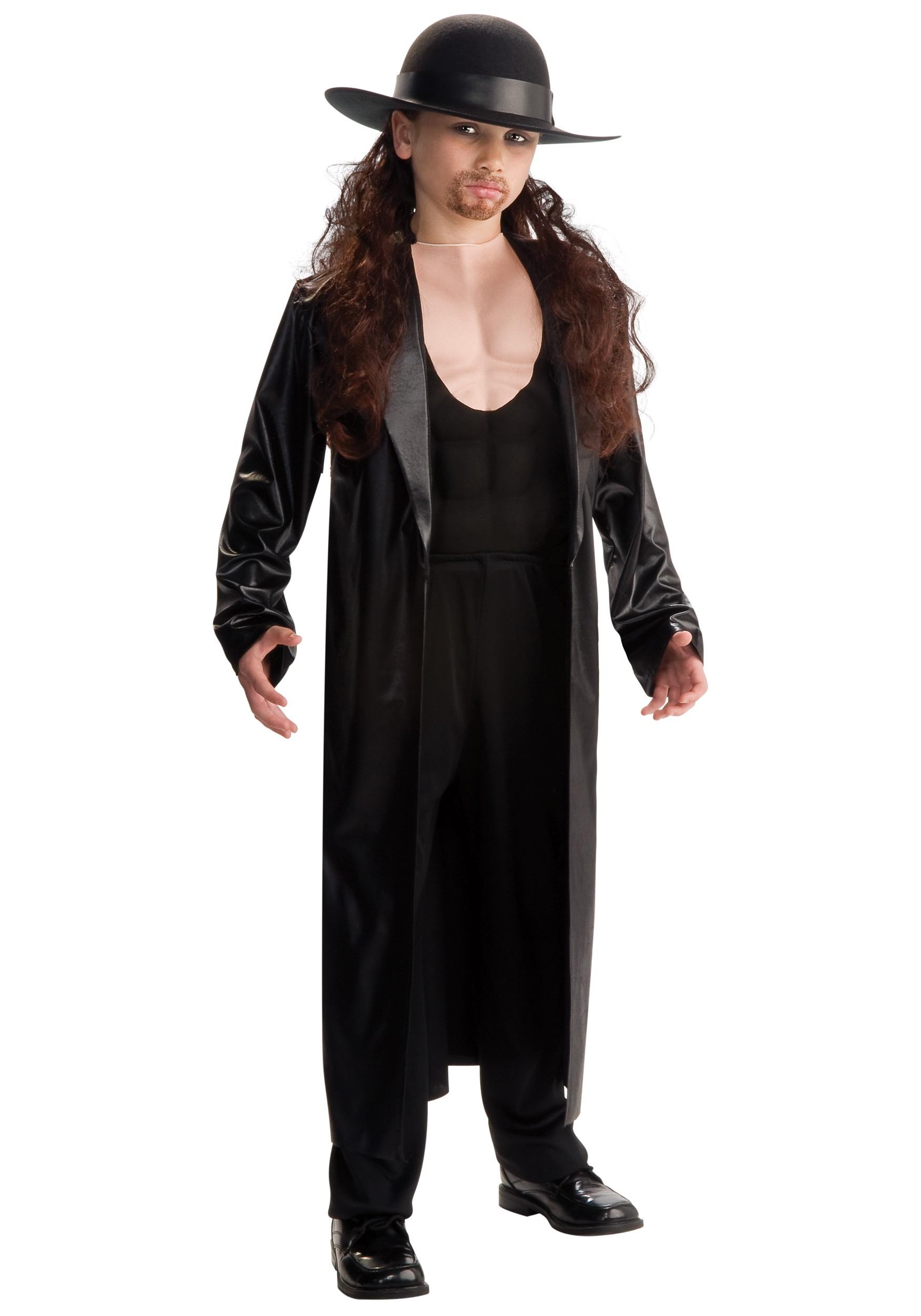 Kids Deluxe Undertaker Costume  sc 1 st  Halloween Costumes & Kids Deluxe Undertaker Costume - Halloween Costumes