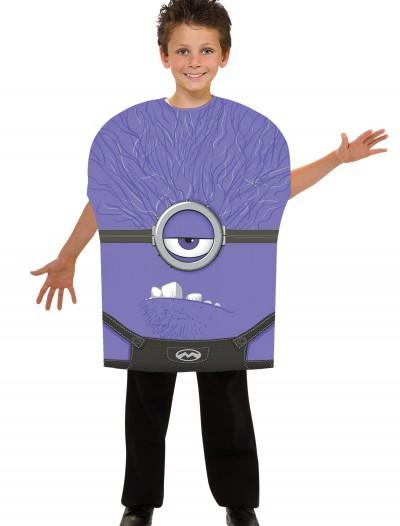 Kids Despicable Me 2 Evil Minion Costume, halloween costume (Kids Despicable Me 2 Evil Minion Costume)