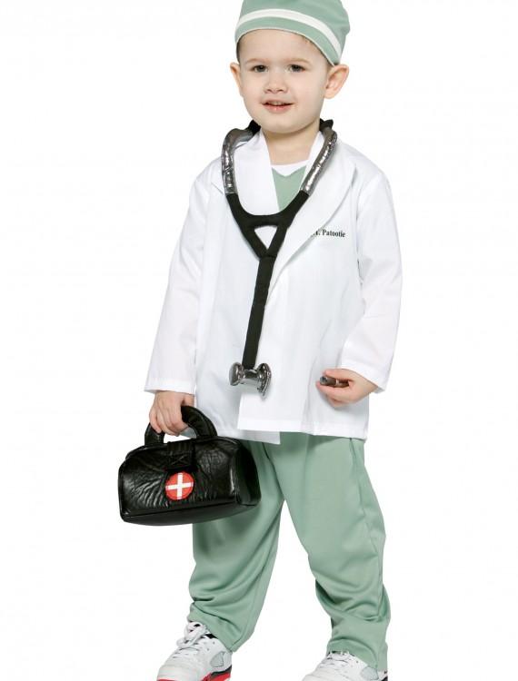 Kids Doctor Costume, halloween costume (Kids Doctor Costume)